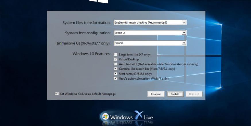 TUTO] Un environnement Windows 10 sans l'avoir réellement