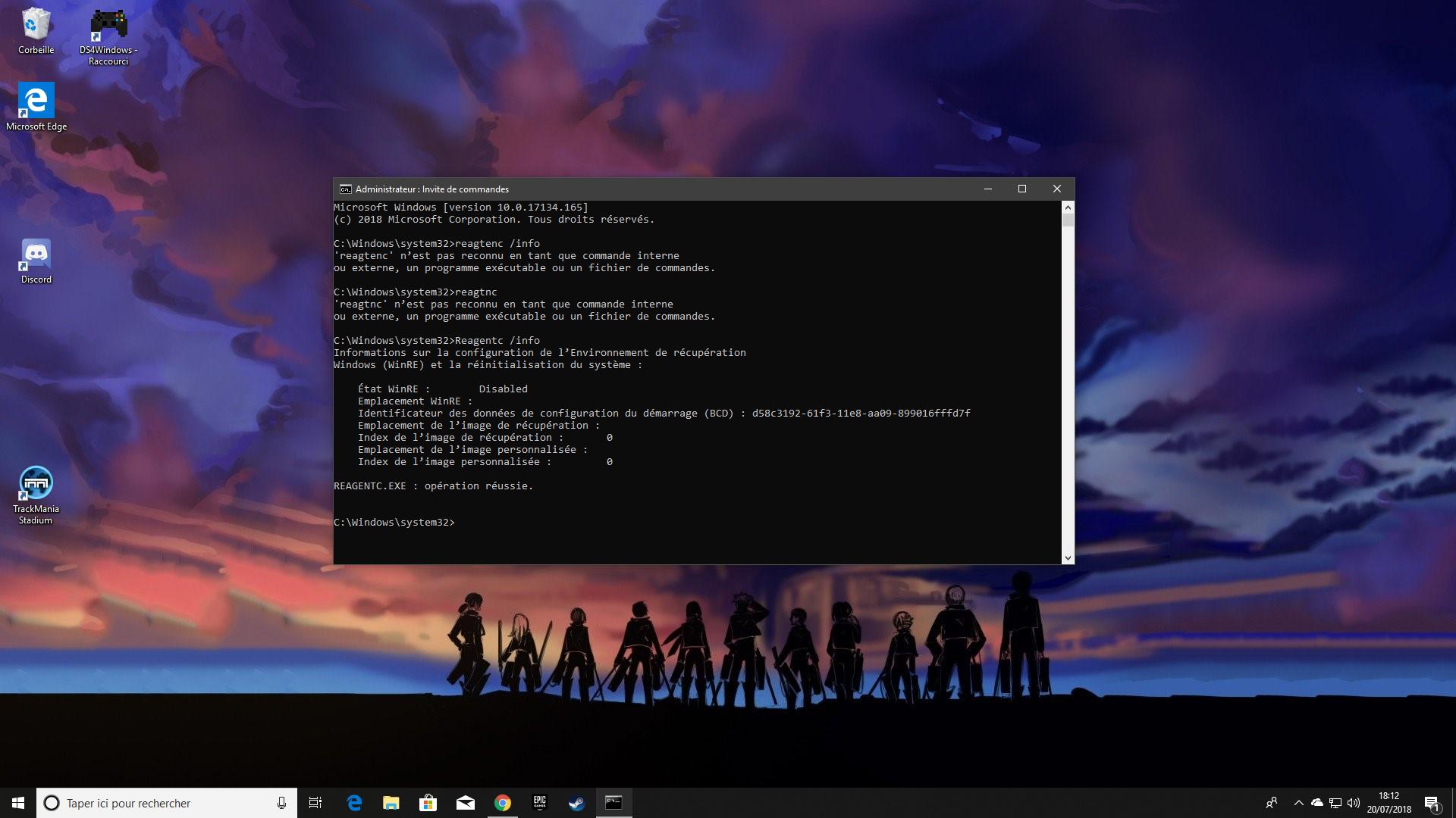 Nest Pas Reconnu En Tant Que Commande Interne Windows 10